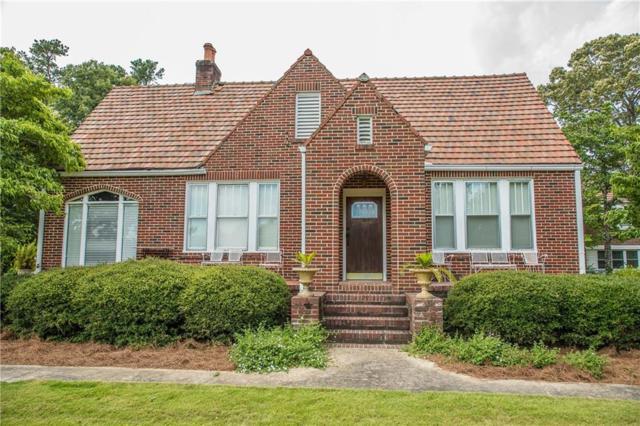 438 Waller Road, Thomaston, GA 30286 (MLS #6032420) :: RE/MAX Paramount Properties