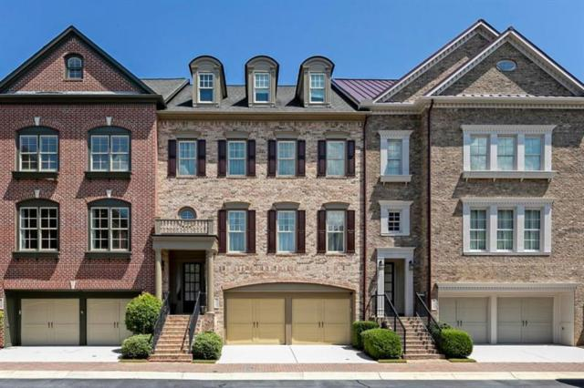 4321 Bridgehaven Drive #20, Smyrna, GA 30080 (MLS #6032523) :: North Atlanta Home Team