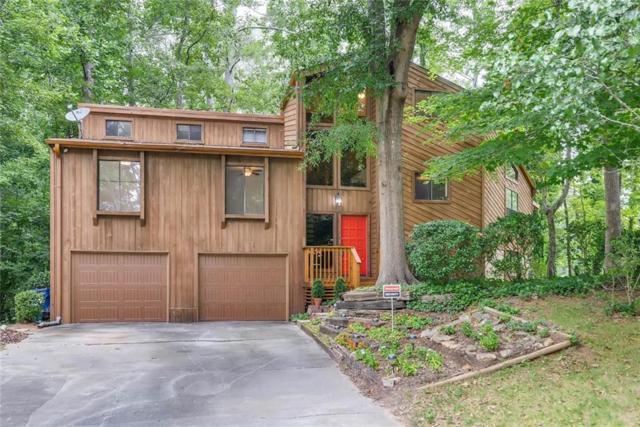 2580 Kingsley Drive NE, Marietta, GA 30062 (MLS #6037446) :: RE/MAX Paramount Properties