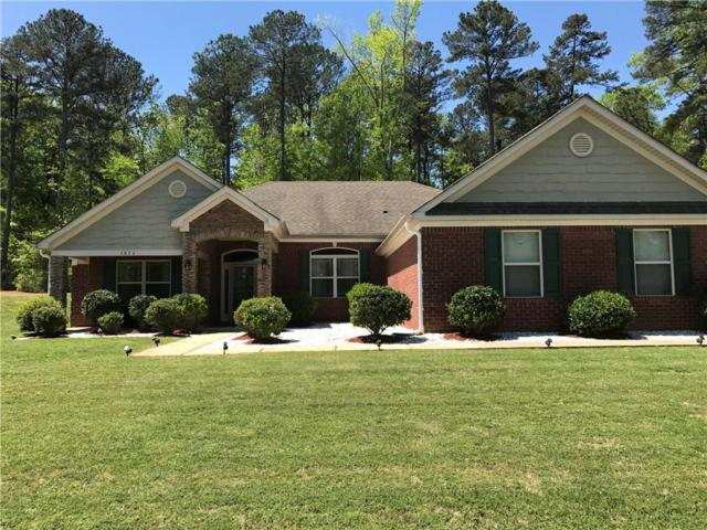 1016 Yorkshire Drive, Griffin, GA 30223 (MLS #6038797) :: The Bolt Group