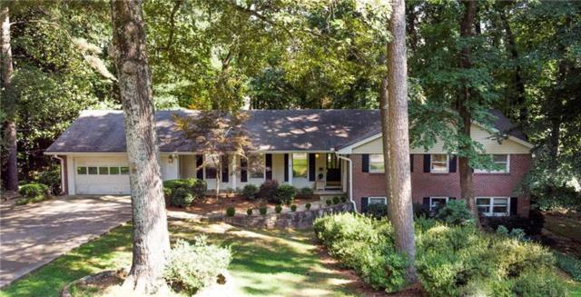 4181 Brookview Drive SE, Atlanta, GA 30339 (MLS #6039936) :: The Hinsons - Mike Hinson & Harriet Hinson