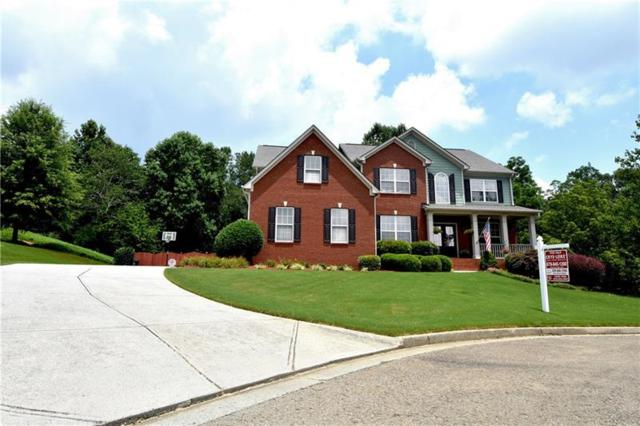 105 Forest Creek Way, Canton, GA 30115 (MLS #6041742) :: RE/MAX Paramount Properties