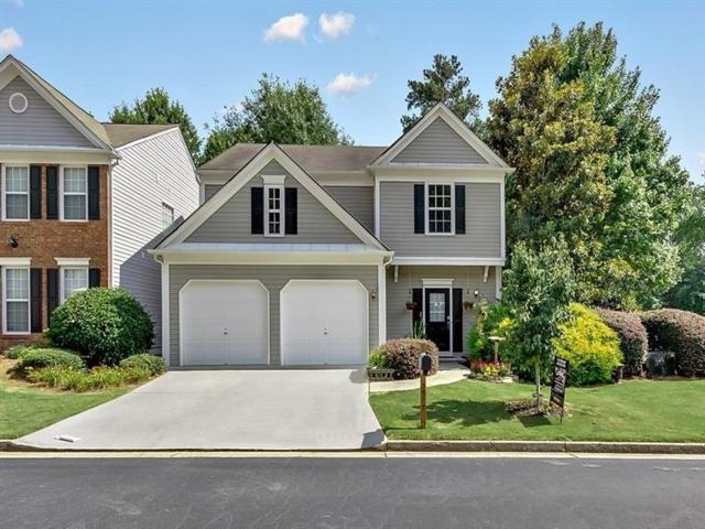 3517 Wennington Trace, Alpharetta, GA 30004 (MLS #6042032) :: The Bolt Group