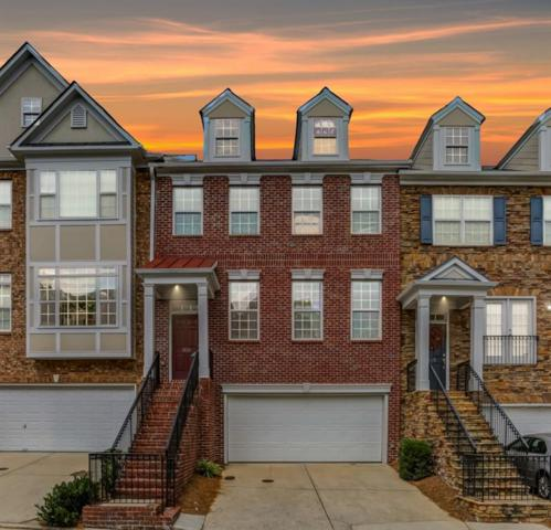 3913 Old Atlanta Station Drive SE #2, Atlanta, GA 30339 (MLS #6042443) :: North Atlanta Home Team
