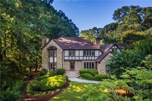 2640 Roxburgh Drive, Roswell, GA 30076 (MLS #6047338) :: Iconic Living Real Estate Professionals