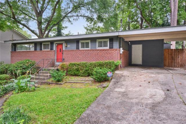 2135 Drew Valley Road NE, Brookhaven, GA 30319 (MLS #6049284) :: The Hinsons - Mike Hinson & Harriet Hinson