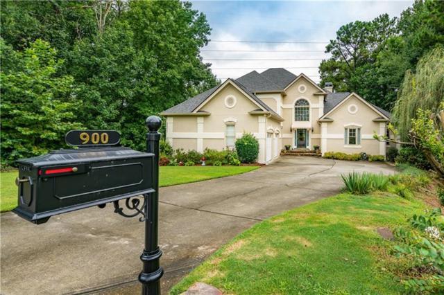 900 Crossfire Ridge NW, Marietta, GA 30064 (MLS #6049665) :: North Atlanta Home Team