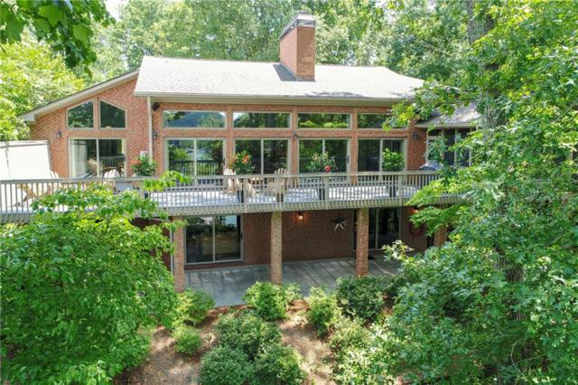 4803 Odell Drive, Gainesville, GA 30504 (MLS #6050340) :: The Cowan Connection Team