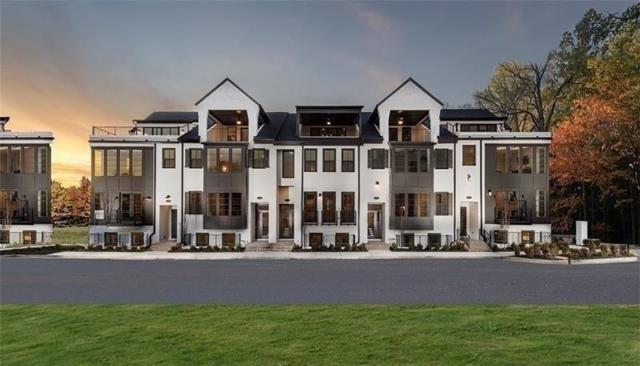 132 W Wieuca Road #7, Sandy Springs, GA 30342 (MLS #6050437) :: Iconic Living Real Estate Professionals