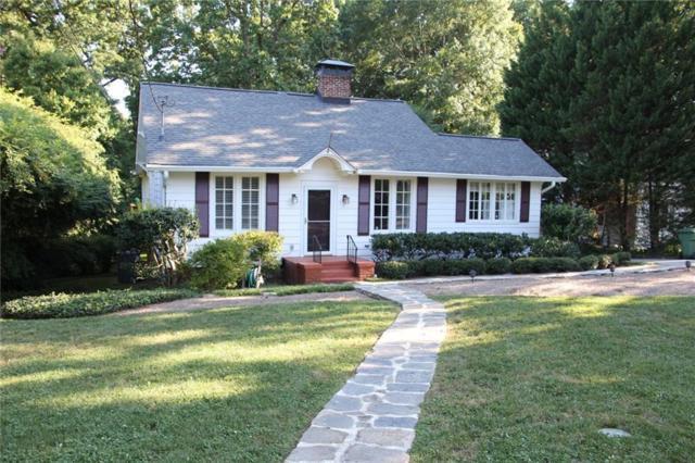 549 Rock Springs Road NE, Atlanta, GA 30324 (MLS #6050515) :: RE/MAX Prestige