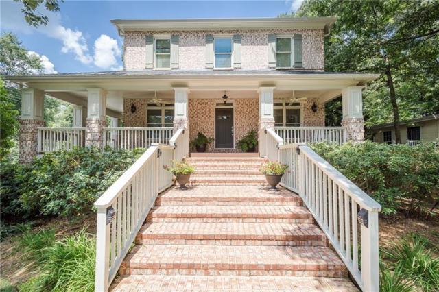 1372 NE Noel Drive NE, Brookhaven, GA 30319 (MLS #6051042) :: Iconic Living Real Estate Professionals