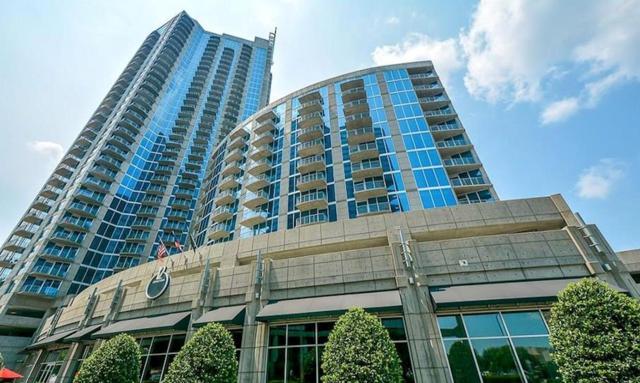 400 W Peachtree Street NW #3011, Atlanta, GA 30308 (MLS #6054615) :: Iconic Living Real Estate Professionals