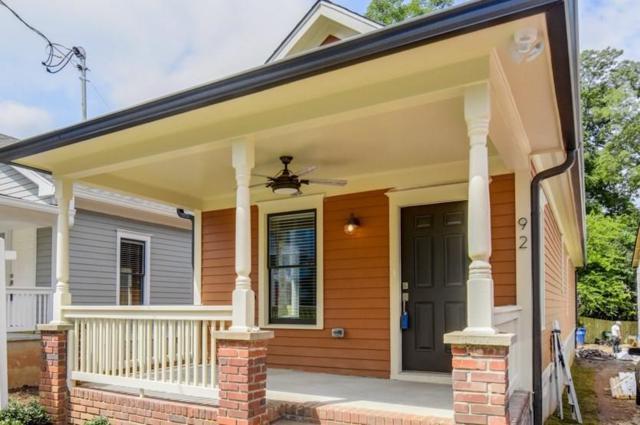 92 Bradley Street NE, Atlanta, GA 30312 (MLS #6054947) :: Buy Sell Live Atlanta