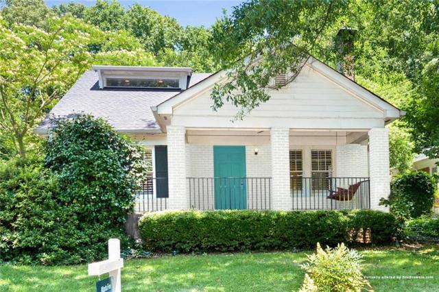 3269 W Shadowlawn Avenue NE, Atlanta, GA 30305 (MLS #6055317) :: The Russell Group