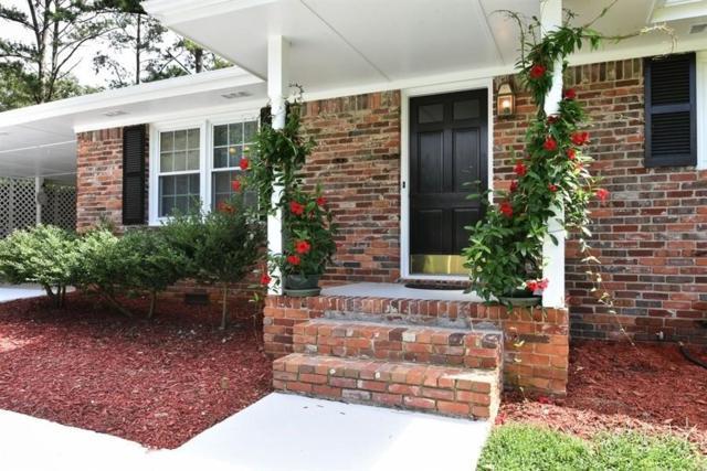 2334 Carrington Way SE, Marietta, GA 30067 (MLS #6056238) :: Iconic Living Real Estate Professionals