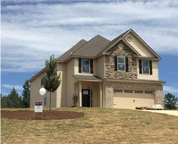 256 Allegrini Drive, Atlanta, GA 30349 (MLS #6056805) :: RE/MAX Paramount Properties