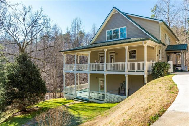 1549 Mountain Creek Hollow Drive, Talking Rock, GA 30175 (MLS #6056861) :: The Cowan Connection Team