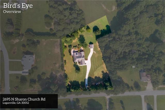 2695 N Sharon Church Road, Loganville, GA 30052 (MLS #6058327) :: The Cowan Connection Team