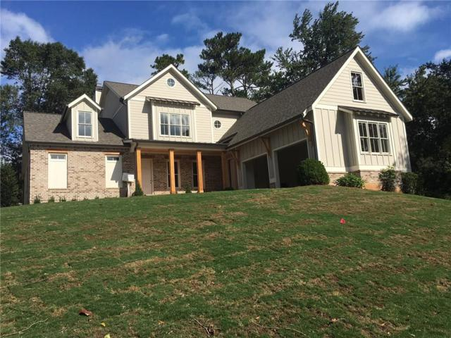 3858 Hillcrest Drive, Smyrna, GA 30080 (MLS #6058885) :: Rock River Realty
