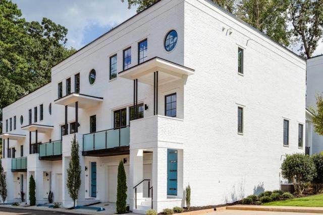 1517 Briarcliff Road #12, Atlanta, GA 30306 (MLS #6060358) :: RE/MAX Paramount Properties