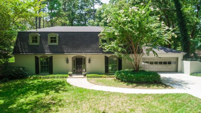 4488 Huntington Circle, Dunwoody, GA 30338 (MLS #6060573) :: North Atlanta Home Team