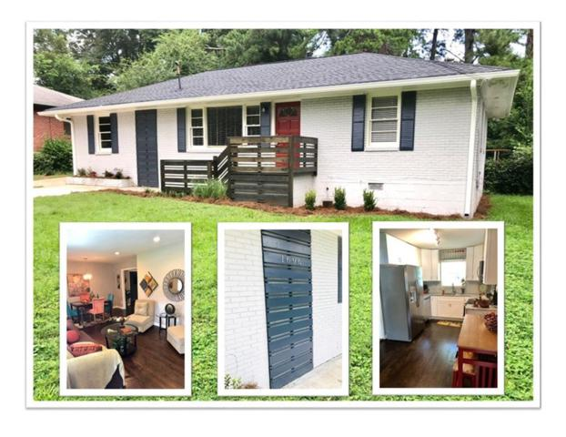 1696 Derrill Drive, Decatur, GA 30032 (MLS #6061402) :: The Russell Group