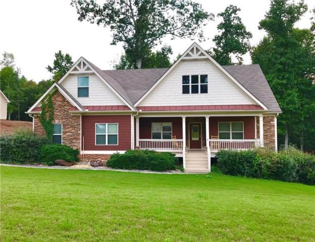 270 Dawson Manor Drive, Dawsonville, GA 30534 (MLS #6061699) :: The Cowan Connection Team