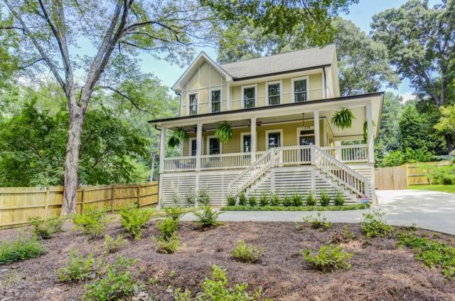 1070 E Confederate Avenue SE, Atlanta, GA 30316 (MLS #6064113) :: Iconic Living Real Estate Professionals