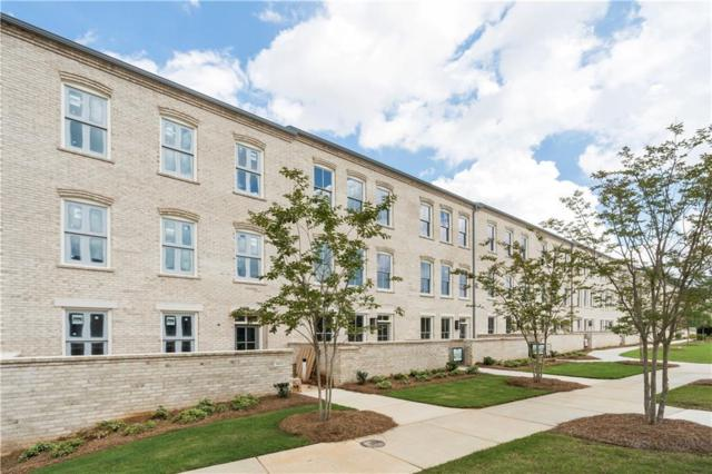 3439 Landen Pine Court NE #16, Atlanta, GA 30305 (MLS #6065228) :: The Heyl Group at Keller Williams