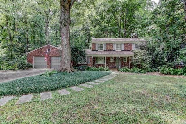 475 Forestdale Drive, Sandy Springs, GA 30342 (MLS #6065471) :: The Russell Group