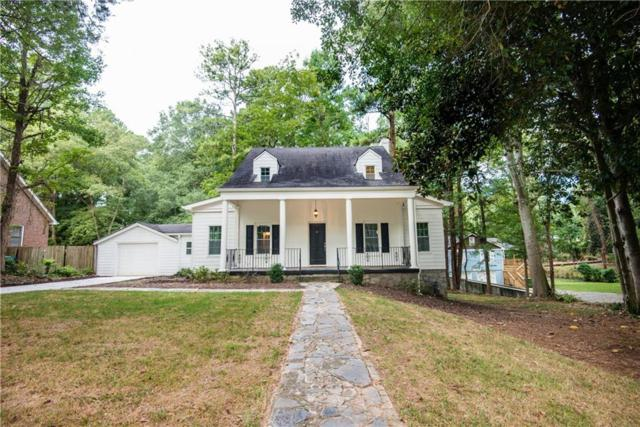 727 Kennolia Drive SW, Atlanta, GA 30310 (MLS #6065473) :: Good Living Real Estate