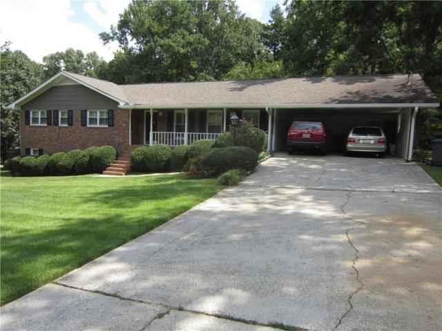 2128 New London Place, Snellville, GA 30078 (MLS #6065684) :: RE/MAX Paramount Properties