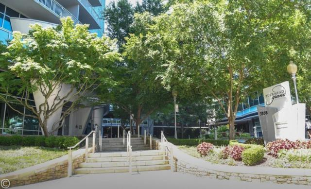 3338 Peachtree Road NE #3302, Atlanta, GA 30326 (MLS #6066765) :: RE/MAX Paramount Properties