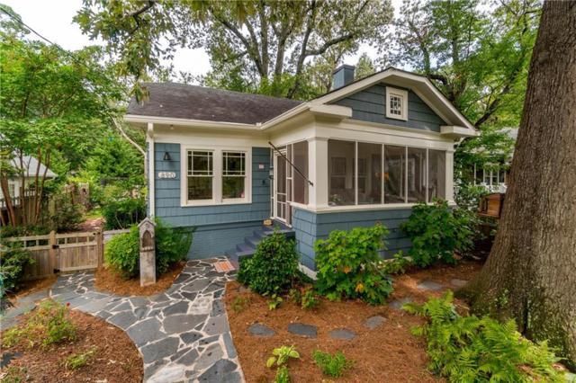 890 Virginia Circle, Atlanta, GA 30306 (MLS #6068290) :: Dillard and Company Realty Group