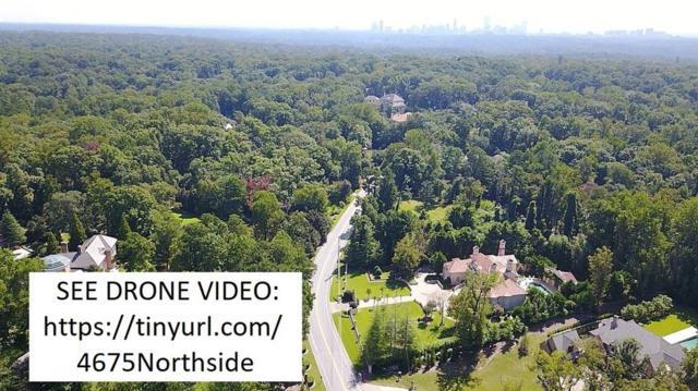 4675 Northside Drive, Atlanta, GA 30327 (MLS #6071640) :: North Atlanta Home Team