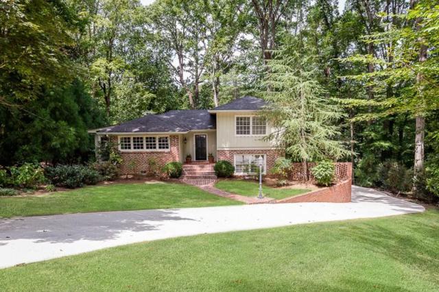 2900 Castlewood Drive NW, Atlanta, GA 30327 (MLS #6072363) :: RE/MAX Paramount Properties