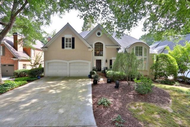 215 Woodchase Close NE, Sandy Springs, GA 30319 (MLS #6072570) :: North Atlanta Home Team
