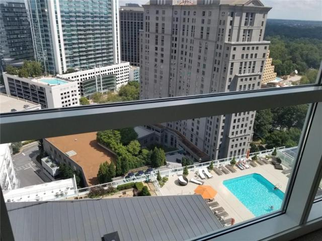 3325 Piedmont Road NE #2107, Atlanta, GA 30305 (MLS #6074471) :: The Zac Team @ RE/MAX Metro Atlanta