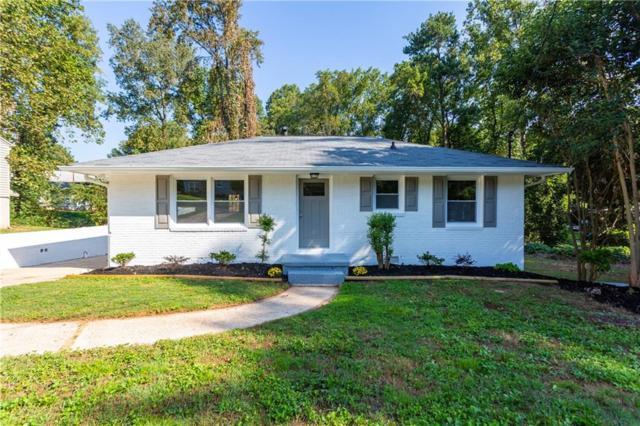 3414 Bennington Drive, Decatur, GA 30032 (MLS #6074587) :: The Russell Group