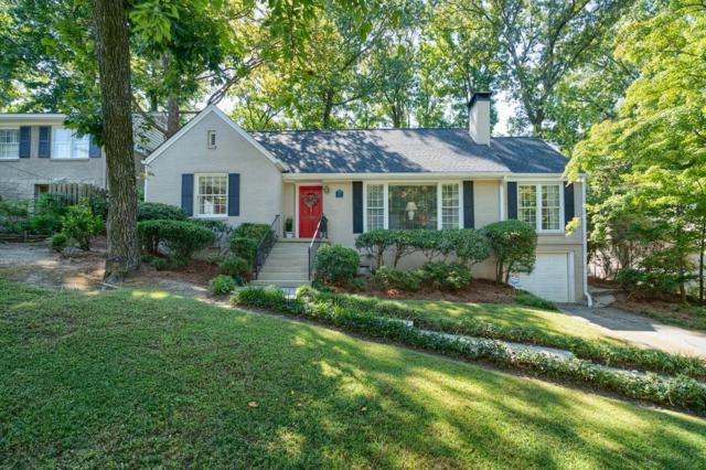 165 Beverly Road NE, Atlanta, GA 30309 (MLS #6075306) :: Five Doors Roswell | Five Doors Network