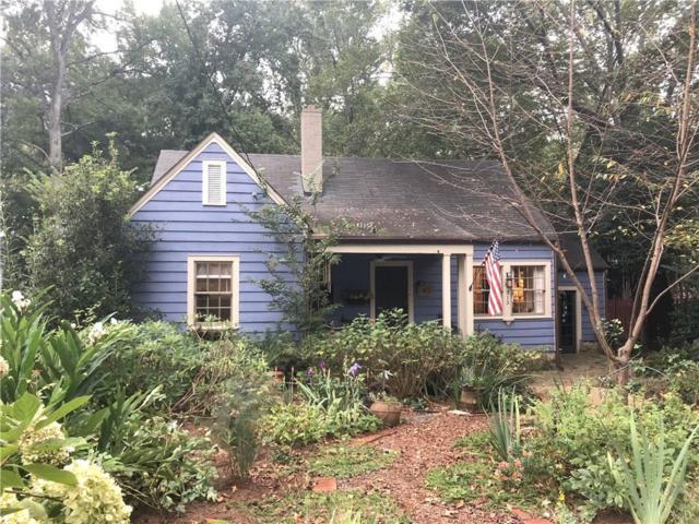 313 Winnona Drive, Decatur, GA 30030 (MLS #6078240) :: RE/MAX Paramount Properties