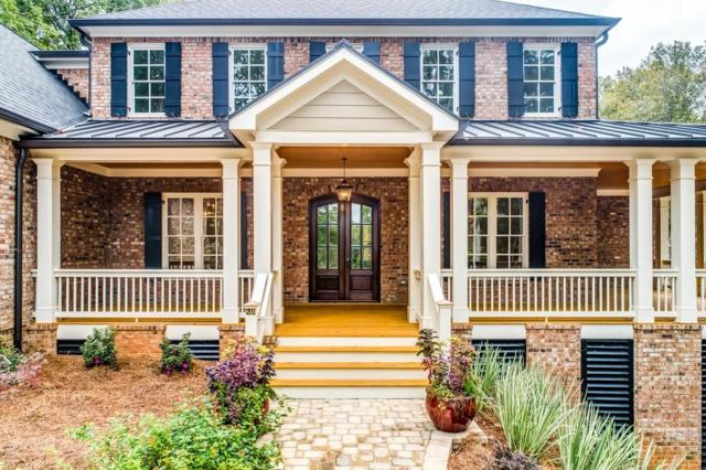 840 Greymont Circle NE, Marietta, GA 30064 (MLS #6078823) :: The Cowan Connection Team