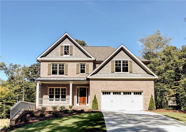 4088 Oak Forest Drive NE, Atlanta, GA 30319 (MLS #6078959) :: RE/MAX Paramount Properties