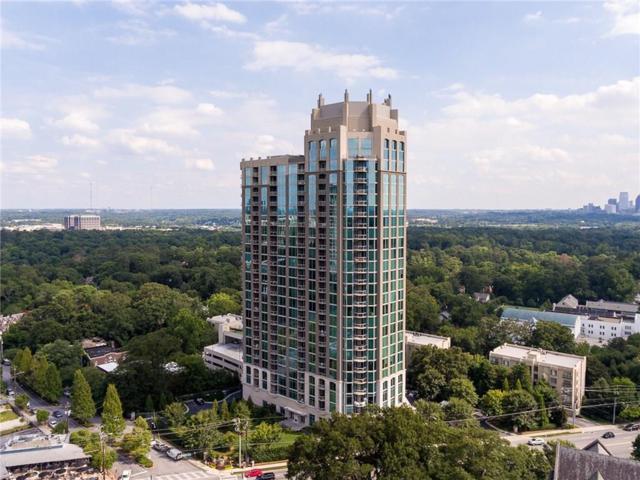 2795 Peachtree Road NE #1307, Atlanta, GA 30305 (MLS #6079342) :: North Atlanta Home Team