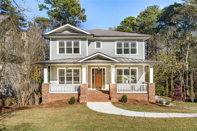 315 Huron Street, Decatur, GA 30030 (MLS #6079824) :: North Atlanta Home Team