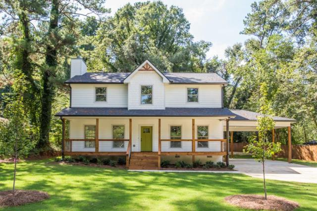 3701 Turner Heights Drive, Decatur, GA 30032 (MLS #6079981) :: The Zac Team @ RE/MAX Metro Atlanta