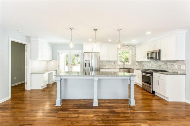 935 Pine Circle, Woodstock, GA 30189 (MLS #6080005) :: Path & Post Real Estate