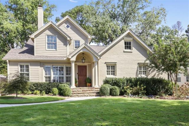 244 Midvale Drive NE, Atlanta, GA 30342 (MLS #6080404) :: Good Living Real Estate