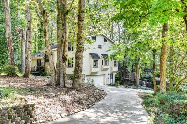 160 Hunting Creek Drive, Marietta, GA 30068 (MLS #6082253) :: RE/MAX Paramount Properties