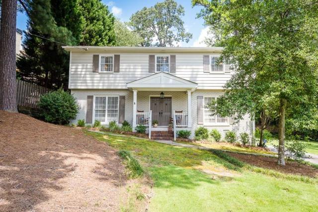 350 Windsor Parkway, Atlanta, GA 30342 (MLS #6082610) :: Kennesaw Life Real Estate